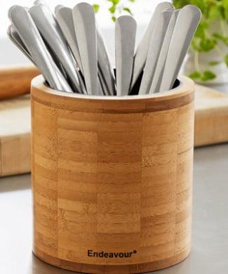 Professionelt køkkenudstyr fra Endeavour, fuldt udvalg på I Love Eco Home