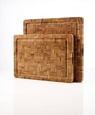 Bambus skærebræt fra Endeavor, det bliver ikke bedre - I Love Eco Home