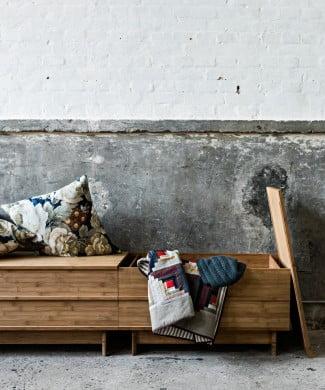 Correlations bench fra we do wood entre opbevaring på i love eco home