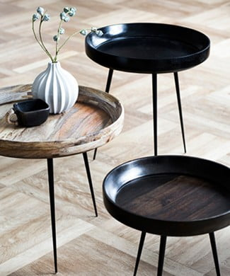 Bowl table fra mater, få det smukke sofabord på I Love Eco Home