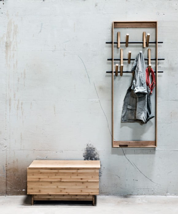 Coat Frame knagerække fra we do wood