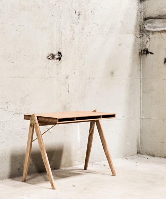 Field Desk skrivebord fra we do wood
