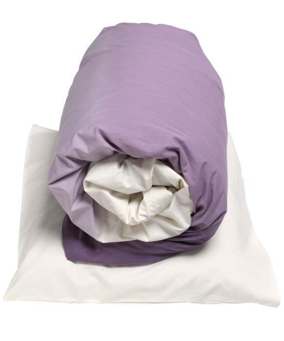 Dip Dye Økologisk GOTS Certificeret sengetøj til voksen dyner og puder