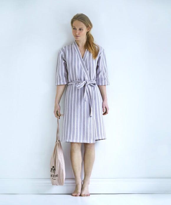 Katrine kimono/morgenkåbe fra Care by Me