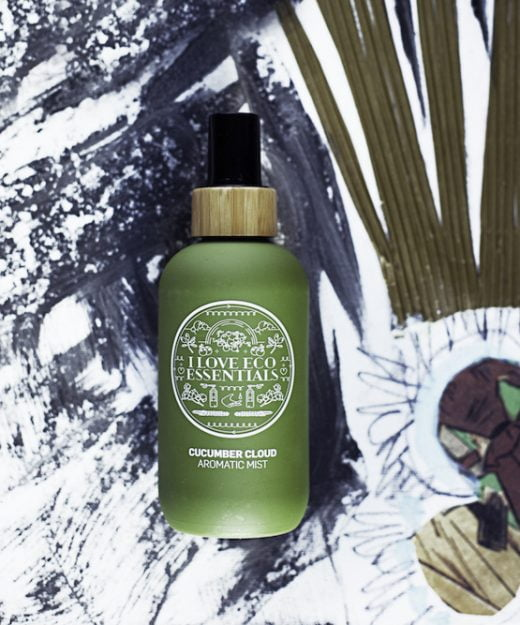 Guldsmeden cucumber cloud aromatic mist